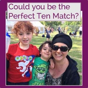 Nikki Search for Bone Marrow Transplant